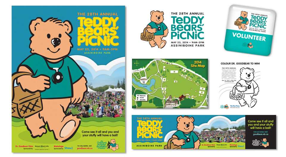 Teddy Bears' Picnic 2014