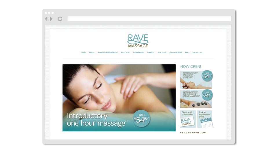 portfolio-rave-website
