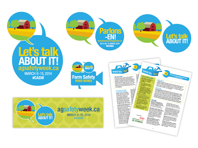 CASA Ag Safety Week Identity