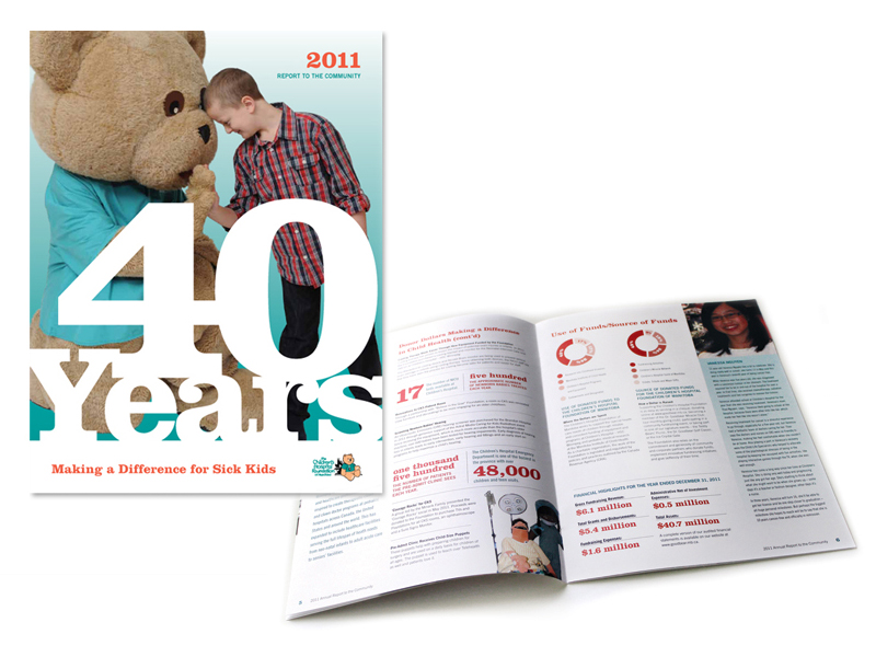 Children's Hospital of Manitoba Annual Report