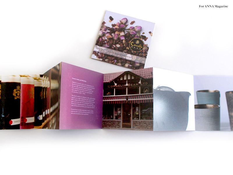 Cornelia Bean Brochure